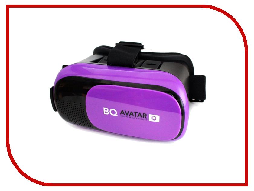 Видео-очки BQ BQ-VR 001 Avatar Violet<br>