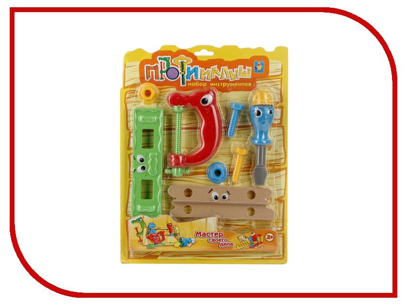 Игра 1Toy Профи-Малыш набор инструментов Т55985 набор инструментов квалитет нир 104