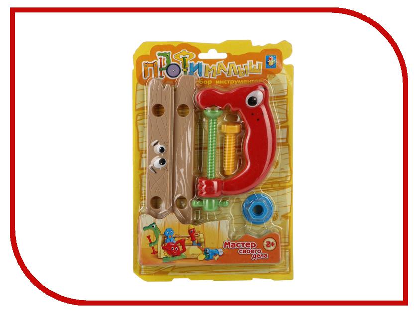 Игра 1Toy Профи-Малыш набор слесарных инструментов Т55984<br>