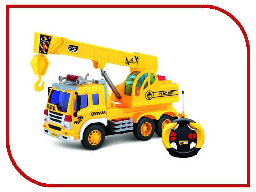 Радиоуправляемая игрушка Drift Грузовик с подъемным краном 29628<br>