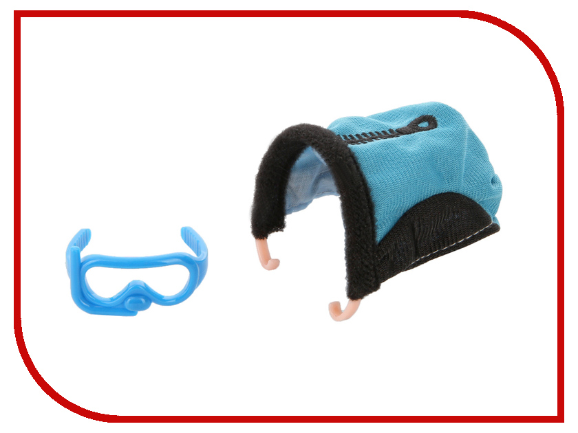 Игра 1Toy Шу-Шустрики На отдыхе Набор одежды для хомяка Т54720