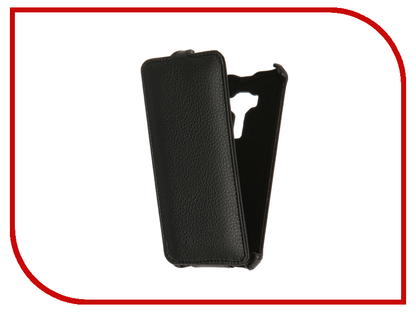 Аксессуар Чехол ASUS ZenFone 3 ZE520KL Gecko Black GG-F-ASZE520KL-BL<br>