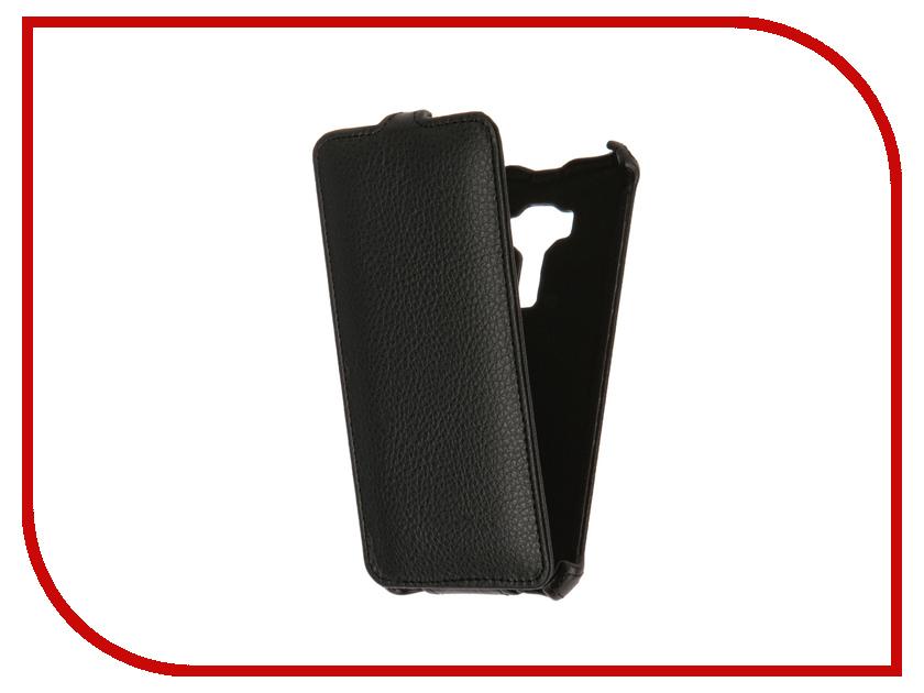 Аксессуар Чехол ASUS ZenFone 3 ZE520KL Gecko Black GG-F-ASZE520KL-BL аксессуар чехол meizu m2 mini gecko black gg f meim2mini bl