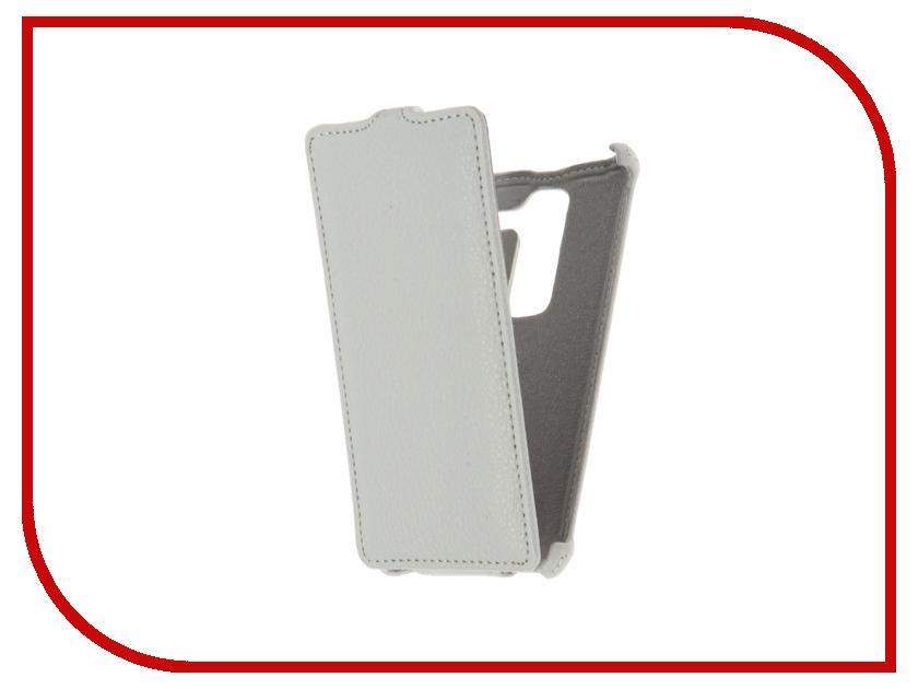 Аксессуар Чехол LG Class H650E Gecko White GG-F-LGCLASS-WH