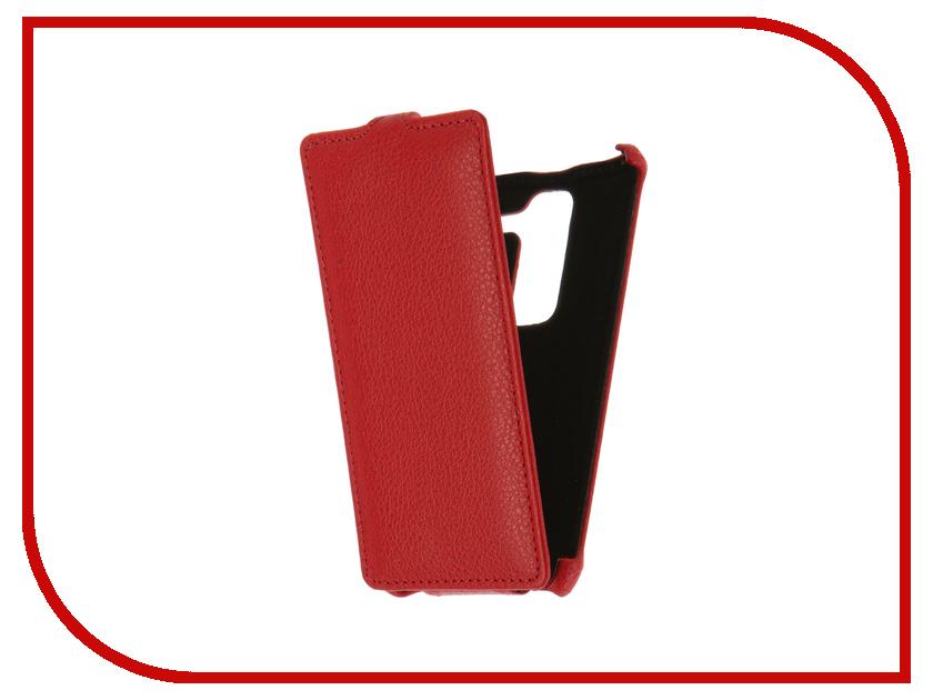 Аксессуар Чехол LG Class H650E Gecko Red GG-F-LGCLASS-RED<br>