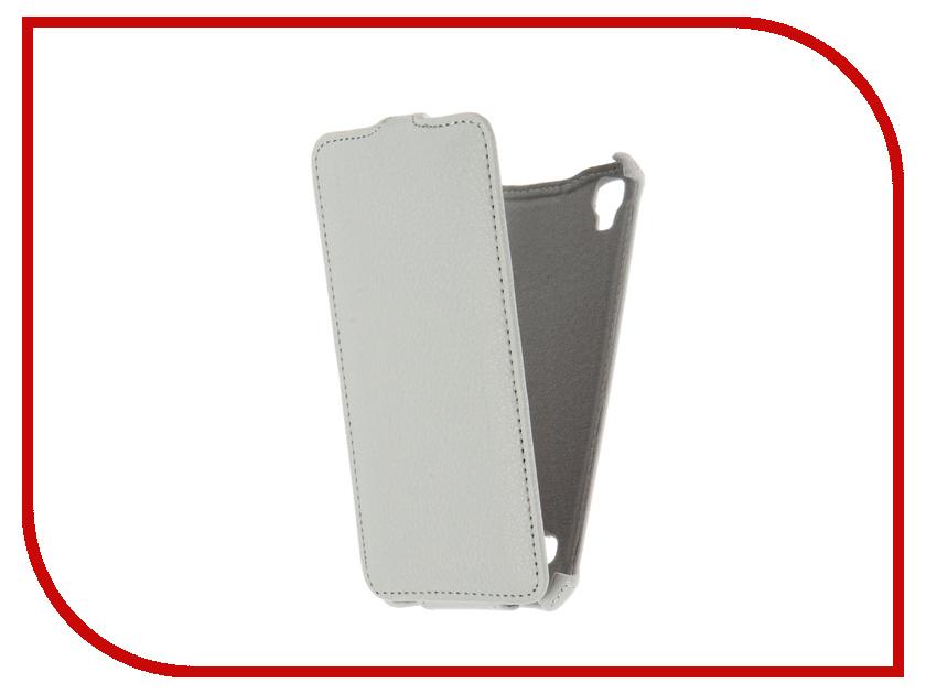 все цены на Аксессуар Чехол LG X Style Gecko White GG-F-LGXSTYLE-WH онлайн