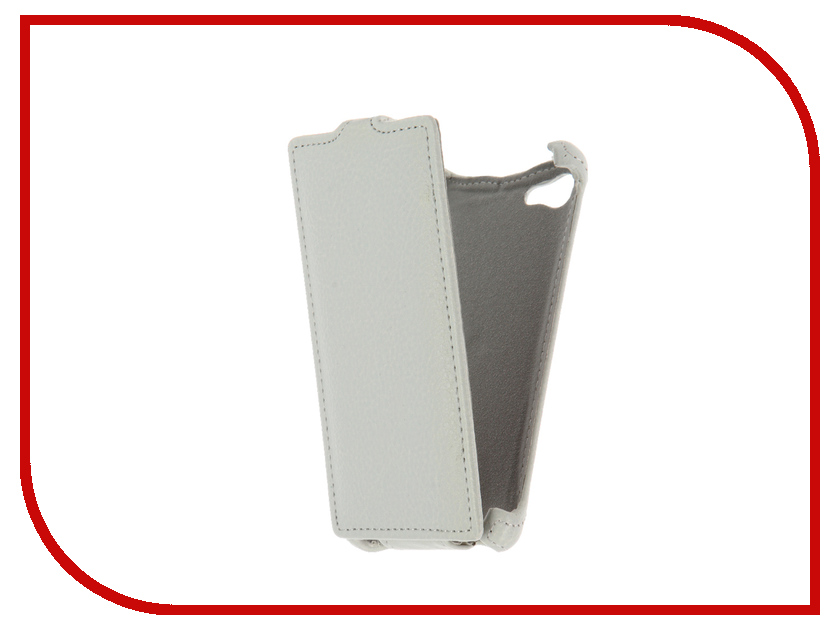 Аксессуар Чехол Sony Xperia Z5 Compact Gecko White GG-F-SONZ5C-WH<br>