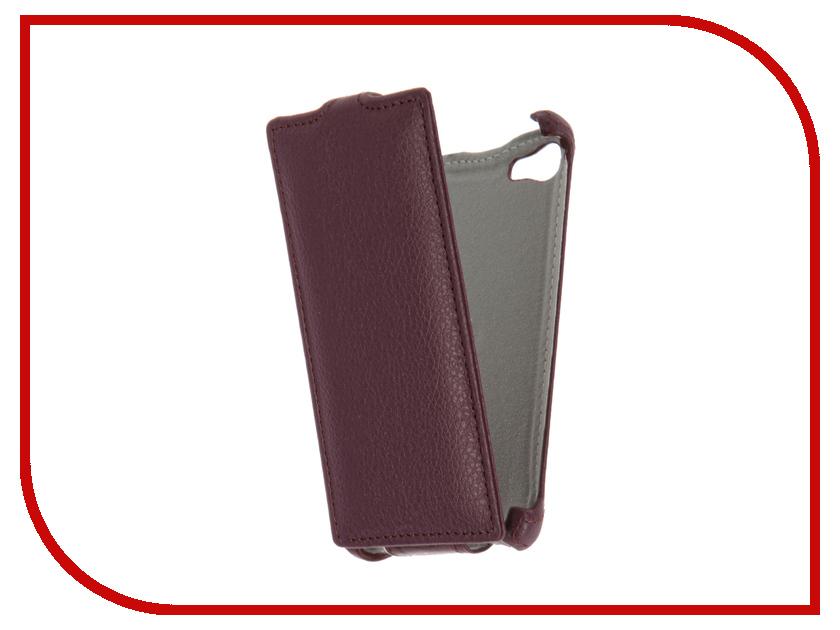 Аксессуар Чехол Sony Xperia Z5 Compact Gecko Violet GG-F-SONZ5C-VIO<br>