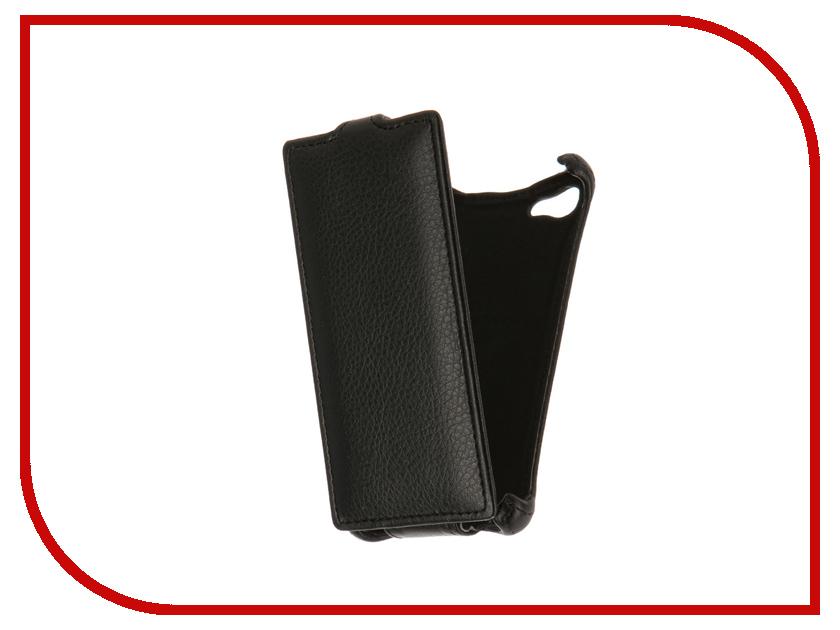 Аксессуар Чехол Sony Xperia Z5 Compact Gecko Black GG-F-SONZ5C-BL<br>