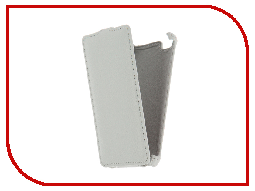 Аксессуар Чехол Xiaomi Redmi 3 Gecko White GG-F-XMR3-WH<br>