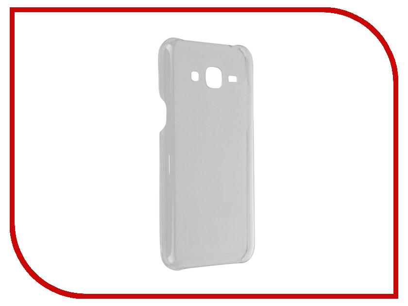 Аксессуар Чехол Samsung Galaxy J320 Slim Cover Clear SAM-EF-AJ320CTEGRU<br>