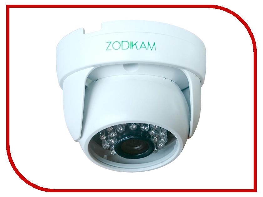 IP камера Zodikam 312 White<br>
