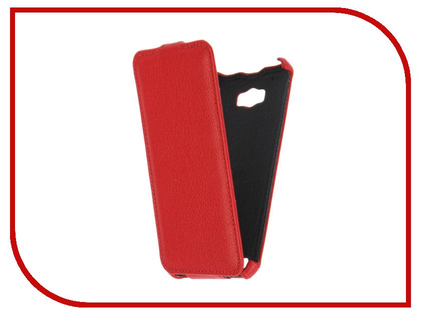 все цены на Аксессуар Чехол ASUS ZenFone MAX ZC550KL Zibelino Classico Red ZCL-ASU-ZC550KL-RED онлайн