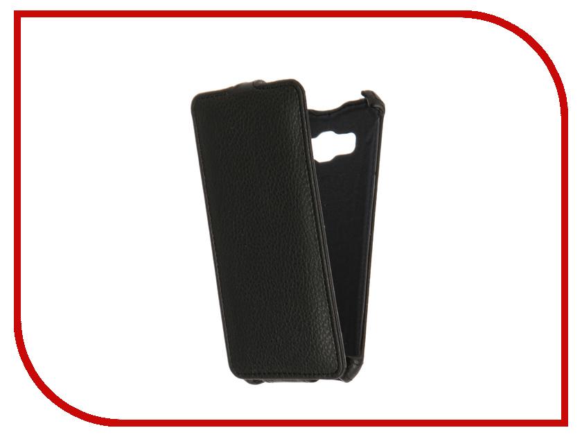 Аксессуар Чехол Samsung Galaxy J5 2016 Zibelino Classico Black ZCL-SAM-J5-2016-BLK<br>