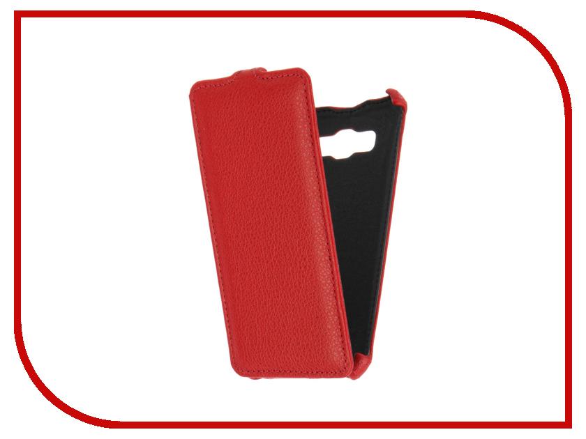 Аксессуар Чехол Samsung Galaxy J5 2016 Zibelino Classico Red ZCL-SAM-J5-2016-RED<br>