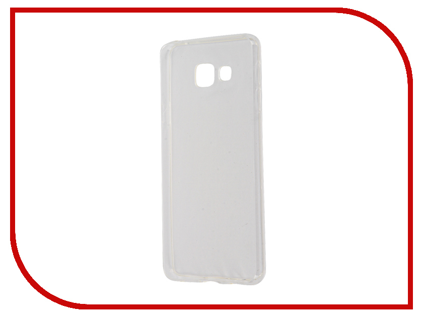 Аксессуар Чехол Samsung Galaxy A3 A310 2016 Zibelino Ultra Thin Case White ZUTC-SAM-A3-2016-WH<br>