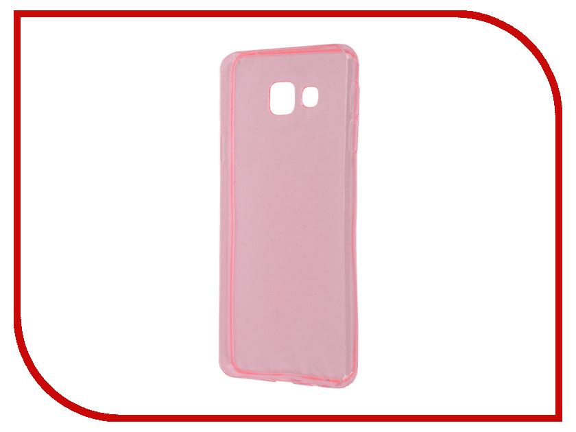 Аксессуар Чехол Samsung Galaxy A3 A310 2016 Zibelino Ultra Thin Case Pink ZUTC-SAM-A3-2016-PNK<br>