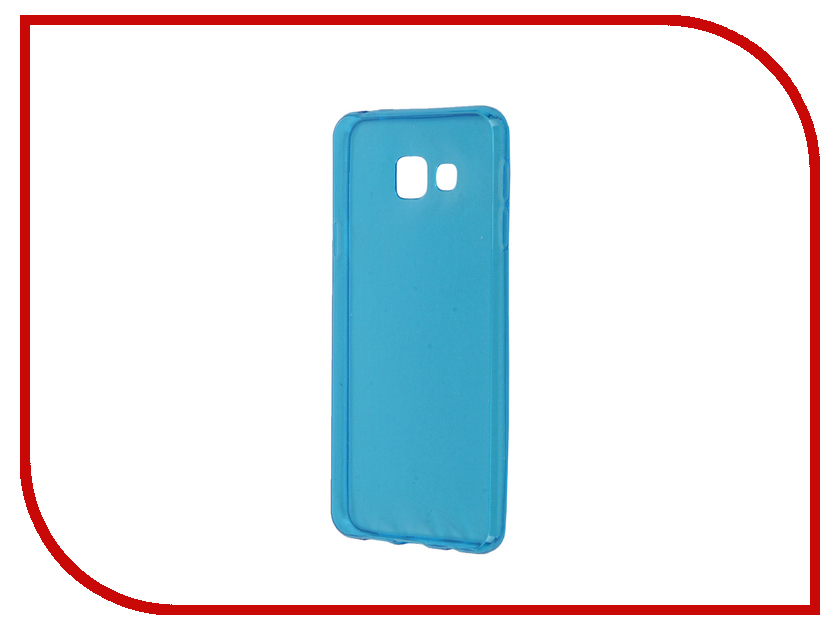 Аксессуар Чехол Samsung Galaxy A3 A310 2016 Zibelino Ultra Thin Case Blue ZUTC-SAM-A3-2016-BLU<br>