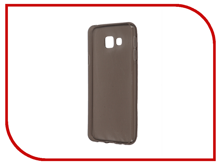 Аксессуар Чехол Samsung Galaxy A3 A310 2016 Zibelino Ultra Thin Case Black ZUTC-SAM-A3-2016-BLK<br>