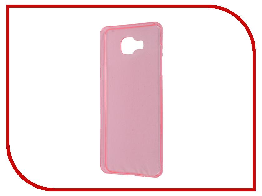 Аксессуар Чехол Samsung Galaxy A5 A510 2016 Zibelino Ultra Thin Case Pink ZUTC-SAM-A5-2016-PNK<br>