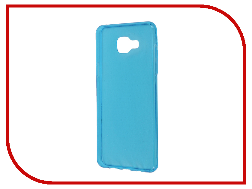 Аксессуар Чехол Samsung Galaxy A5 A510 2016 Zibelino Ultra Thin Case Blue ZUTC-SAM-A5-2016-BLU<br>
