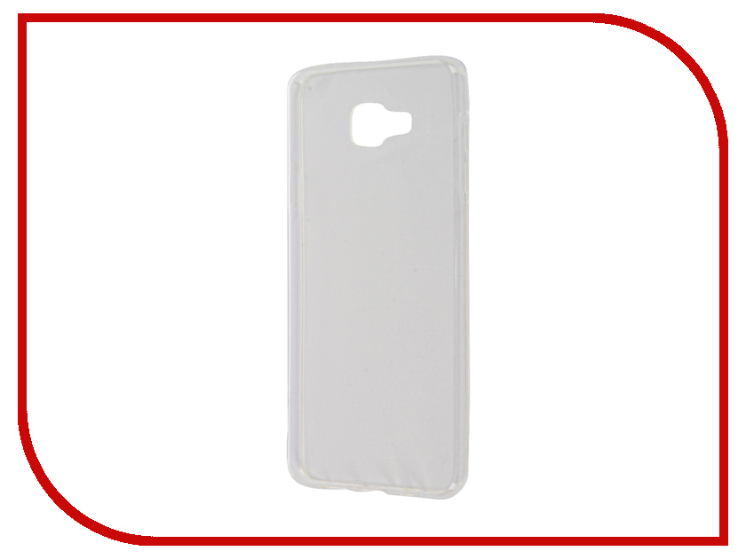 Аксессуар Чехол Samsung Galaxy A7 A710 2016 Zibelino Ultra Thin Case White ZUTC-SAM-A7-2016-WH<br>