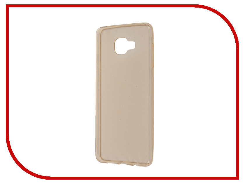 ��������� ����� Samsung Galaxy A7 A710 2016 Zibelino Ultra Thin Case Gold ZUTC-SAM-A7-2016-GLD