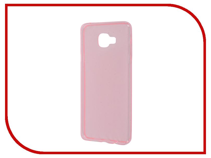 Аксессуар Чехол Samsung Galaxy A7 A710 2016 Zibelino Ultra Thin Case Pink ZUTC-SAM-A7-2016-PNK<br>