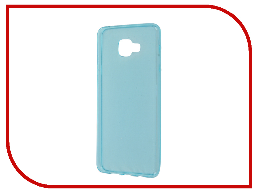 Аксессуар Чехол Samsung Galaxy A7 A710 2016 Zibelino Ultra Thin Case Blue ZUTC-SAM-A7-2016-BLU<br>