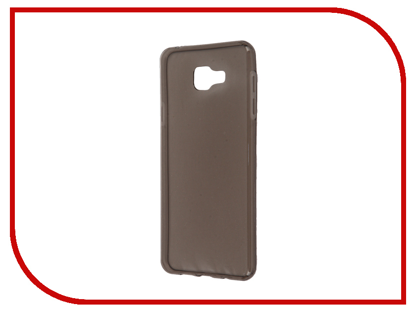 Аксессуар Чехол Samsung Galaxy A7 A710 2016 Zibelino Ultra Thin Case Black ZUTC-SAM-A7-2016-BLK<br>