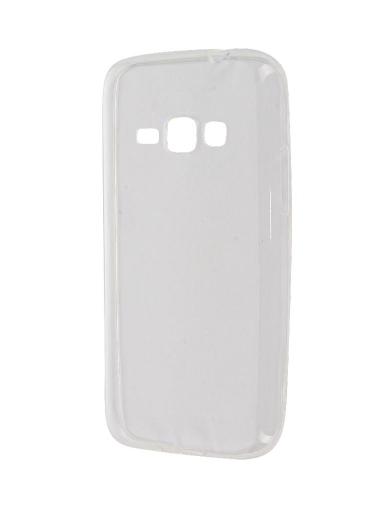 Аксессуар Чехол Zibelino для Samsung Galaxy J1 2016 J120 Ultra Thin Case White ZUTC-SAM-J1-2016-WH шапка tutu tutu tu006cbcree3