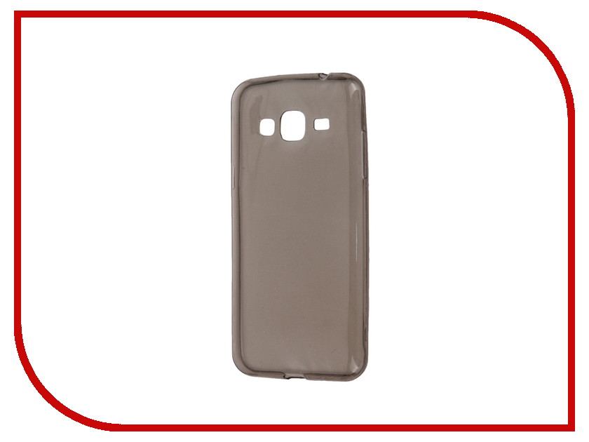 Аксессуар Чехол Samsung Galaxy J3 2016 J320 Zibelino Ultra Thin Case Black ZUTC-SAM-J3-2016-BLK<br>
