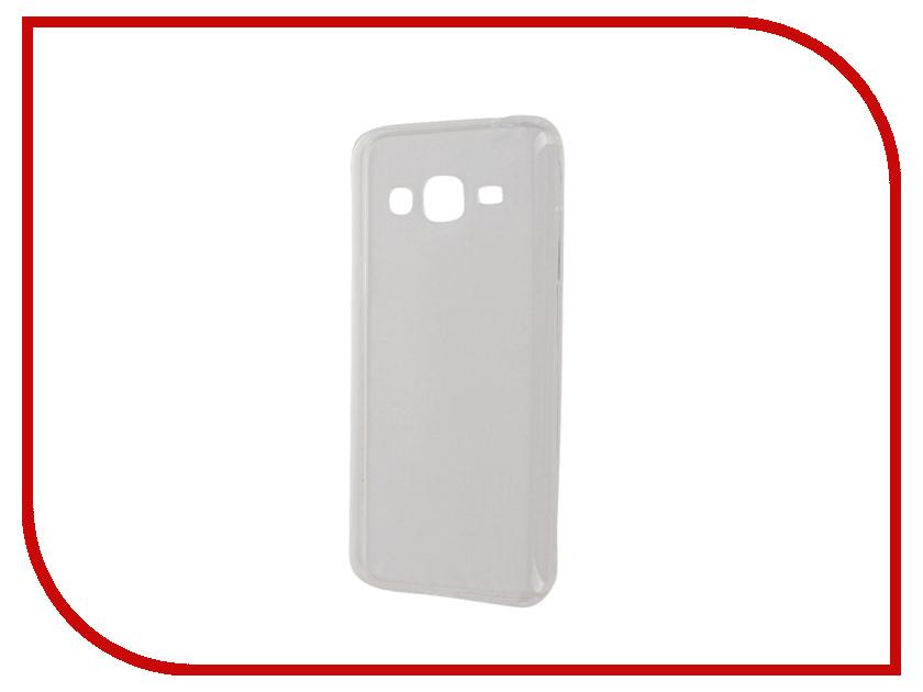 Аксессуар Чехол Samsung Galaxy J3 2016 SM-J320F Zibelino Ultra Thin Case White ZUTC-SAM-J3-2016-WH