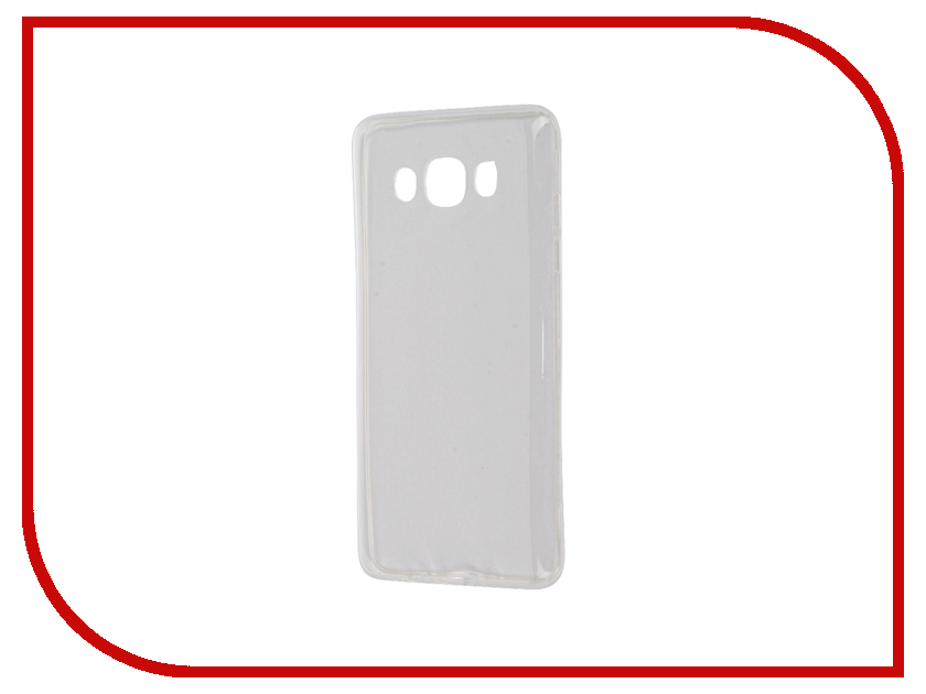 Аксессуар Чехол Samsung Galaxy J5 2016 J510 Zibelino Ultra Thin Case White ZUTC-SAM-J5-2016-WH<br>
