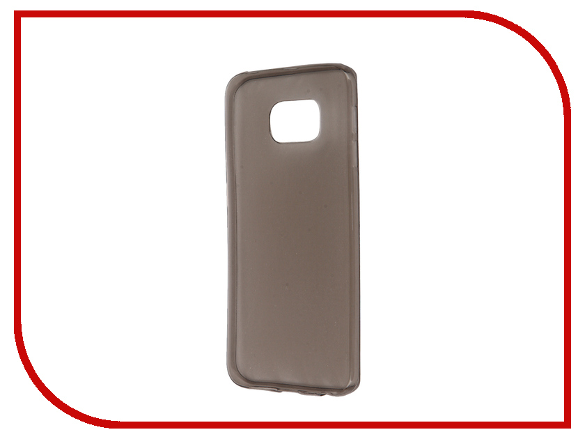 Аксессуар Чехол Samsung Galaxy S6 Edge Zibelino Ultra Thin Case Black ZUTC-SAM-S6-EDG-BLK<br>