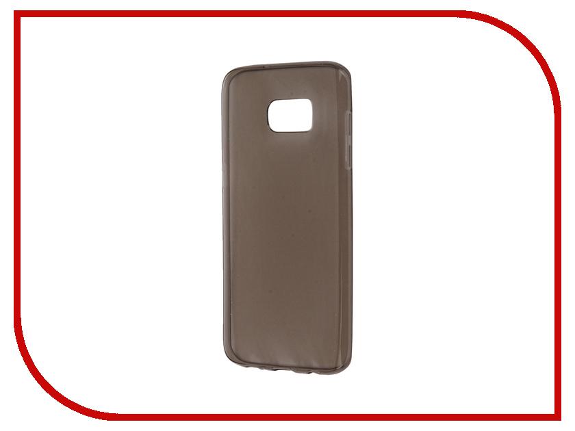 Аксессуар Чехол Samsung Galaxy S7 Edge Zibelino Ultra Thin Case Black ZUTC-SAM-S7-EDG-BLK<br>