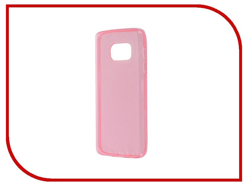 Аксессуар Чехол Samsung Galaxy S7 Zibelino Ultra Thin Case Pink ZUTC-SAM-S7-PNK<br>