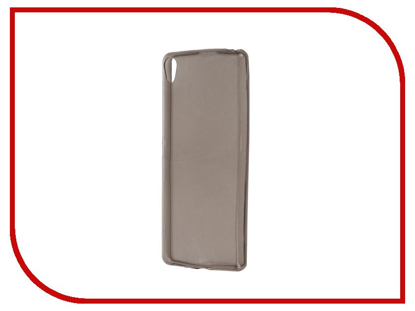 Аксессуар Чехол Sony Xperia XA Zibelino Ultra Thin Case Black ZUTC-SON-XA-BLK<br>