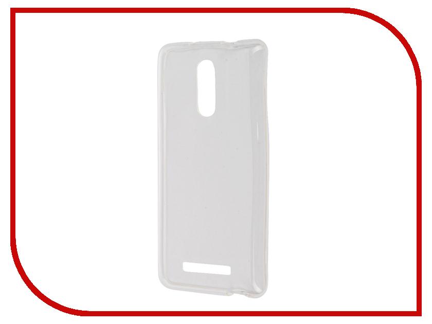 Аксессуар Чехол Xiaomi Mi Note 3 Zibelino Ultra Thin Case White ZUTC-XMiNote3-WH<br>