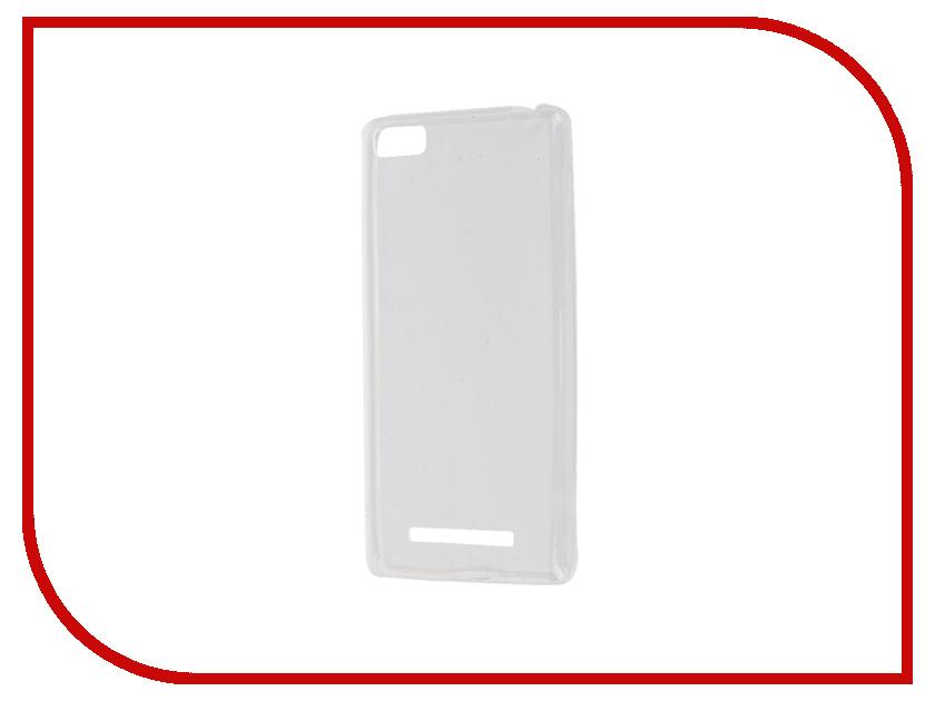 Аксессуар Чехол Xiaomi Mi4i Zibelino Ultra Thin Case White ZUTC-XMi4i-WH<br>