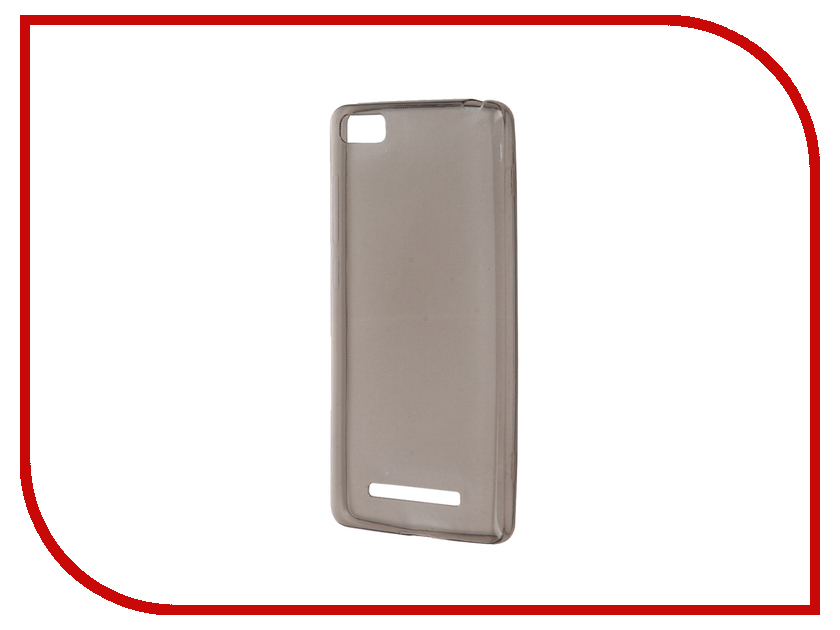 Аксессуар Чехол Xiaomi Mi4i Zibelino Ultra Thin Case Black ZUTC-XMi4i-BLK<br>