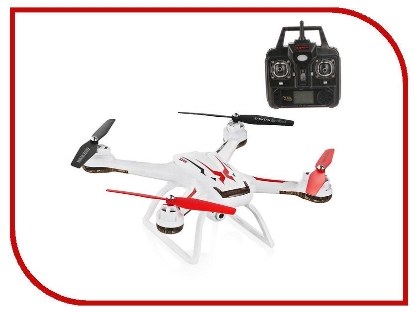 Квадрокоптер Syma X54HC White syma s5 вертолет