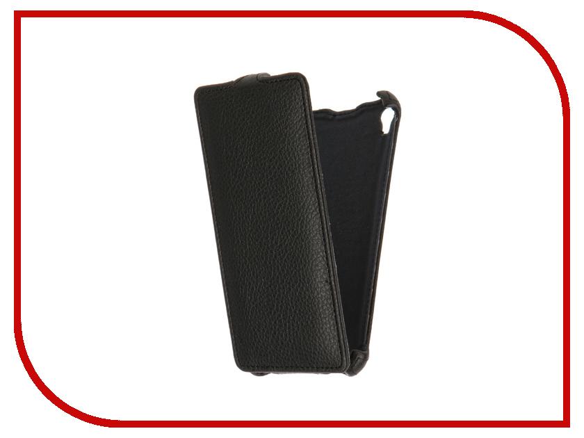 Аксессуар Чехол Sony Xperia E5 Zibelino Classico ZCL-SON-E5-BL<br>