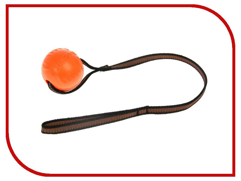 Игрушка Doglike Мяч с лентой малый Orange