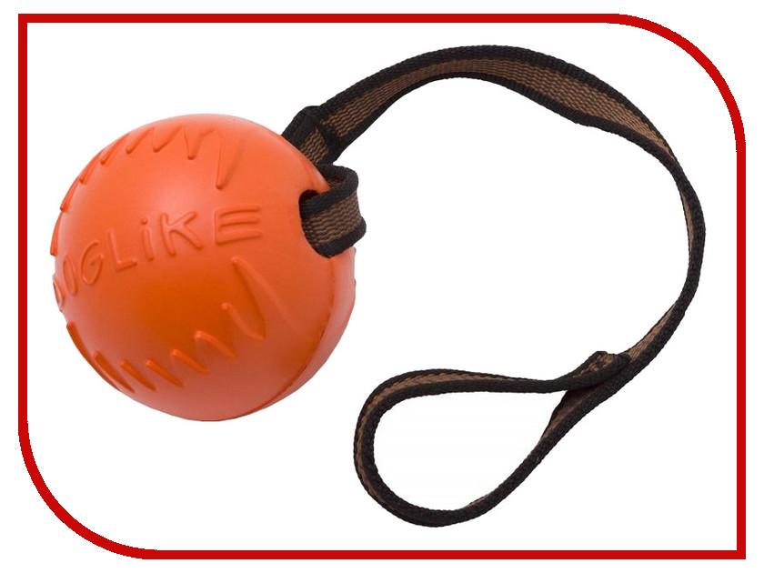 Игрушка Doglike Мяч с лентой большой Orange