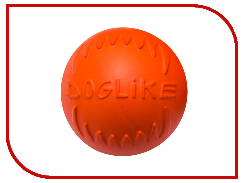 Игрушка Doglike Мяч большой Orange<br>