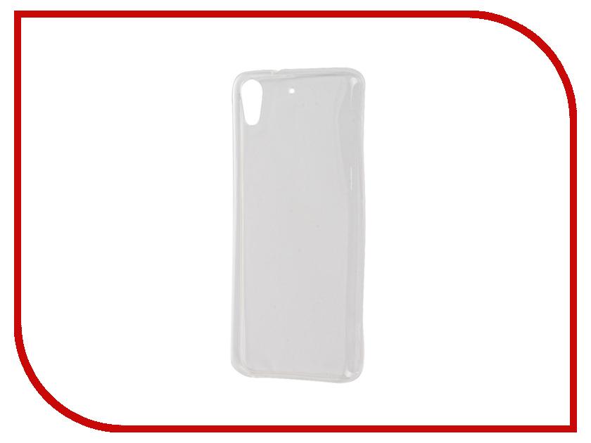 Аксессуар Чехол Zibelino for HTC Desire 626 / 626G Dual Sim / 626G+ Dual Sim / 628 Zibelino Ultra Thin Case White ZUTC-HTC-626-WHT htc desire 526g dual sim blue white
