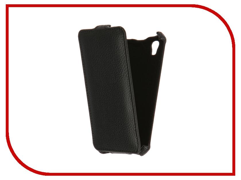 Аксессуар Чехол ZTE Blade X3 Zibelino Classico Black ZCL-ZTE-X3-BLK аксессуар чехол alcatel one touch 5010d pixi 4 zibelino classico black zcl alc 5010d blk