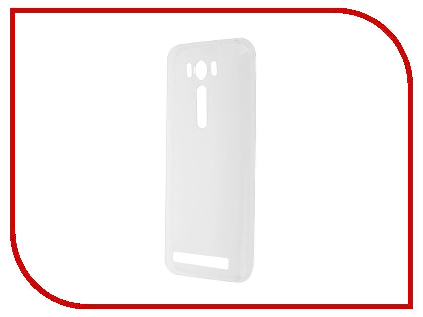Аксессуар Чехол Zibelino for ASUS ZenFone 2 Laser ZE500KL/ZE500KG 5 Ultra Thin Case White ZUTC-ASZE500KL-WH<br>