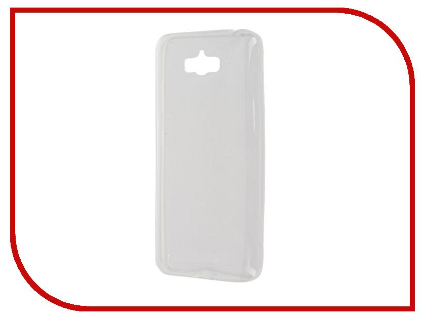 Аксессуар Чехол ASUS ZenFone Max ZC550KL Zibelino Ultra Thin Case White ZUTC-ASZC550KL-WH<br>